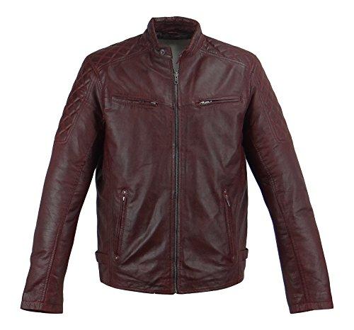 Leather Dealer Herren Lederjacke Ingo Bordo (M)