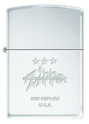 Zippo 60001433 1932 Replica Briquet Laiton High Polish Chromé 3,5 x 1 x 5,5 cm
