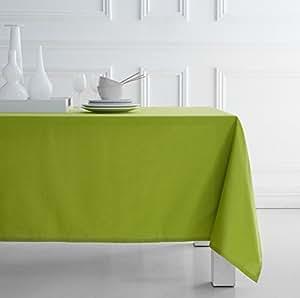 Today Nappe Coton 140/240 Fougère Coton Vert 140 x 240 cm