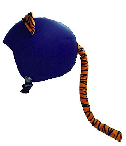 The Mask Helmet Housse de casque Ski Tigre 3D - Modèle aléatoire