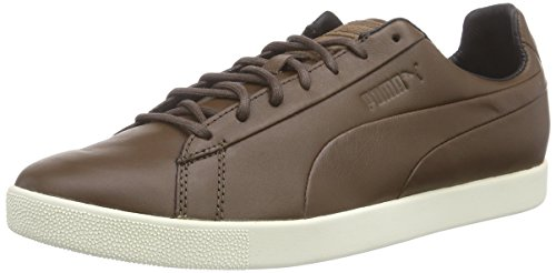Puma Modern Court Lo Citi Series, Baskets Basses Mixte Adulte Marron (Carafe/WhisperBlanc)