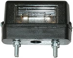 Fkanhängerteile 1 X Aspöck Regpoint Small Kennzeichenleuchte Mit Glühbirne Auto