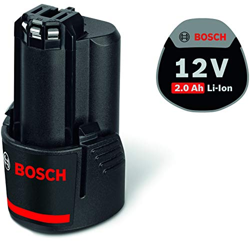 Bosch Akkuschrauber GSR 12V-15 mit Zubehör-Set & Ersatzakku - 5