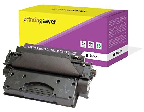 Printing Saver Tóner Compatible con CE505X HP P2050 P2053 P2053D P2053N P2054 P2054D P2054N P2055 P2055D P2055DN P2055X P2056 P2056D P2056N P2057 P2057D P2057N impresoras