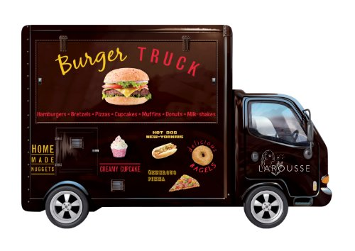 Burger truck - Les meilleures recettes par Collectif