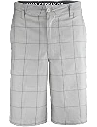 Pour Hommes Élégant Décontracté Short Above Longueur Genou Pantalon Été Bas