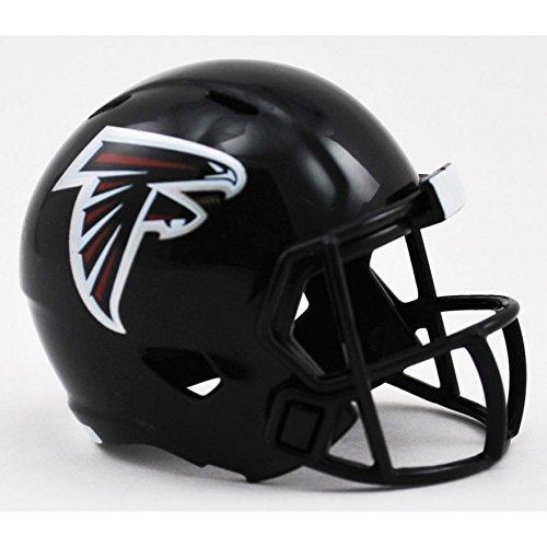 Riddell Speed Pocket Pro American-Football-Helm, mit Logo des NFL-Teams Falcons