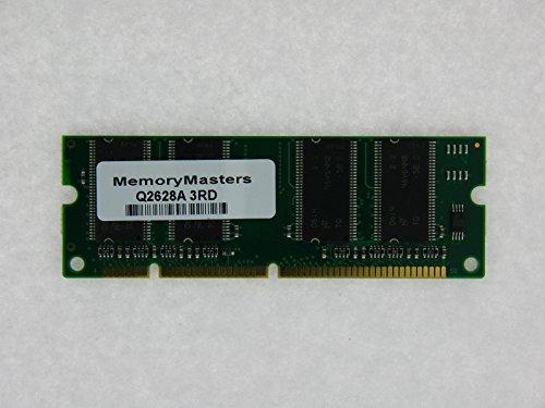 Ddr-sdram-dimm 100-pin (HP Q2628A q7720a 512MB 100Pin DDR SDRAM Dimm für HP Laserjet 42504250N 4250TN 4250DTN 4250DTNSL Druckerspeicher (memorymasters))