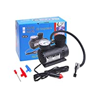 Vapewaves Portable 12V 90W 250 PSI Electric Car Tyre Air Compressor