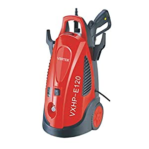 VERTEX ENGLAND - HIGH PRESSURE WASHER CLEANER 120 BAR || CAR, HOME, TILE, INTERLOCK CLEAN ||
