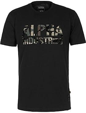 Alpha Industries T-Shirt Camo Pr