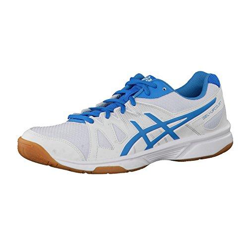 Asics Gel-Upcourt, Scarpe da Badminton Uomo Blue