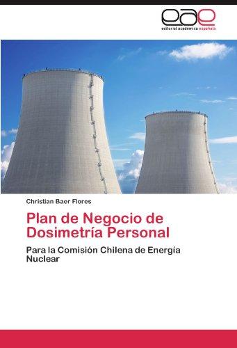 Plan de Negocio de Dosimetria Personal por Christian Baer Flores