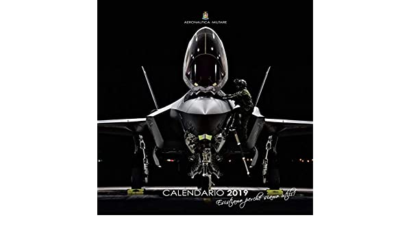 Calendario Aeronautica Militare 2019.Amazon It Calendario Aeronautica Militare 2019