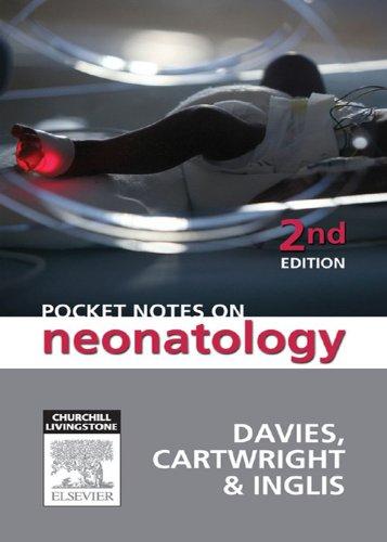Pocket Notes on Neonatology (Pocket Notes - Positiven Book Pocket Der