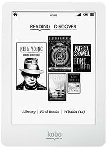 "Liseuse Kobo GLO ebook reader 15,2 cm (6"") Rose"