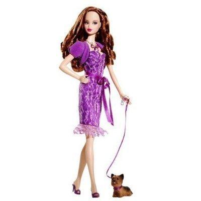Barbie Collector # K8691 Birthstone Beauties Februar -