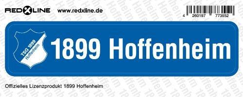 TSG 1899 hoffenheim inscription stickers petit modèle