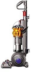 Dyson Small Ball beutelloser Staubsauger inkl. automatischem Bürstkopf mit Saugkraft-Regulierung, Kombi-Zubehördüse & Polsterdüse , Bürststaubsauger mit Energieeffizienzklasse B