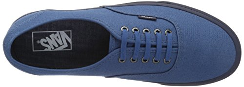 Vans UA Authentic, Scarpe da Ginnastica Basse Uomo Blu (C And D Blue Ashes/parisian Night)