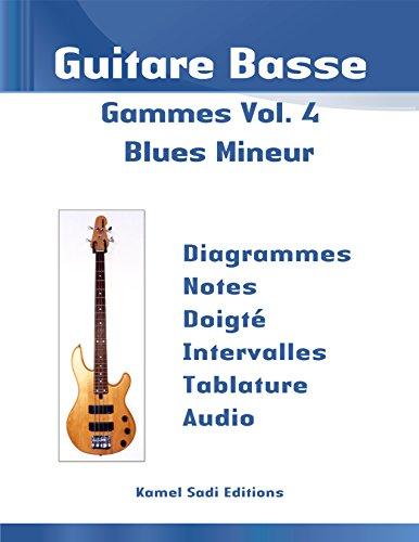 guitare-basse-gammes-vol-4-blues-mineur