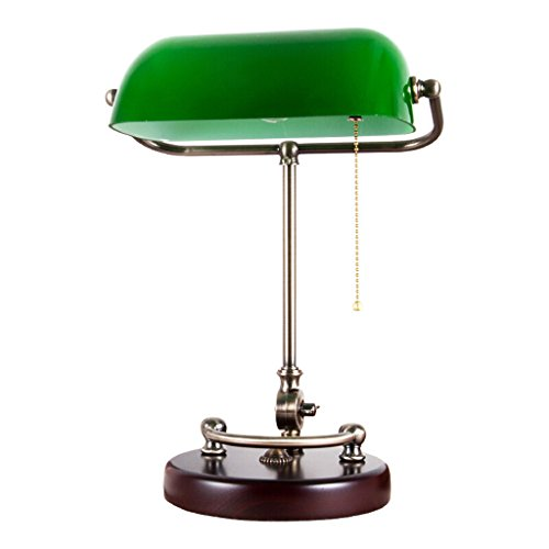 JILAN HOME- Lámpara mesa lectura escritorio tradicional