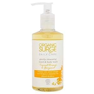 Organic Surge Tropical Orange & Bergamot Hand & Body Wash 250ml