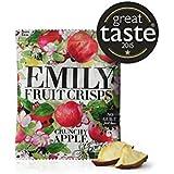 Emily Fruits Crisps- Deliciosos y crujientes snacks de Manzana