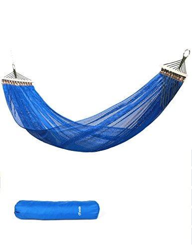 GJY Camping en plein air léger, perméable à l'air de filet de filet respirant hamac extérieur hamac d'intérieur, deux tailles disponibles,190 * 125cm, 1