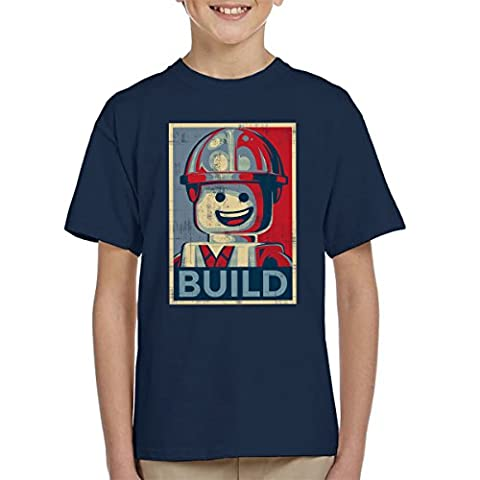 Build Emmet Lego Movie Kid's