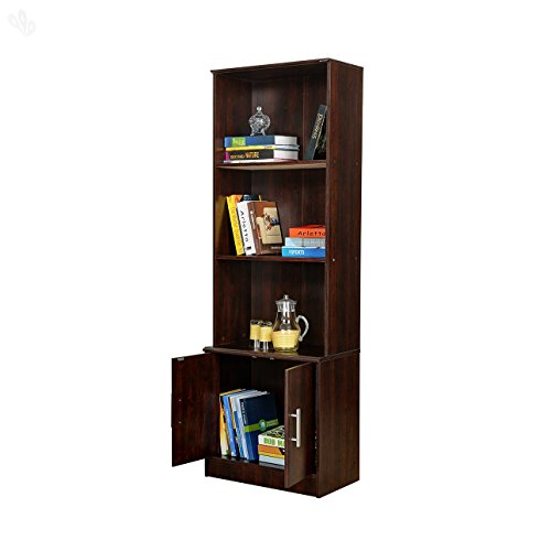 Royal Oak Pluto Bookshelf (Walnut)