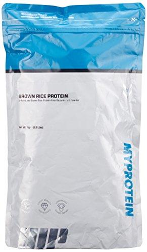Myprotein Brown Rice Protein Unflavoured, 1er Pack 1 x 1000 g