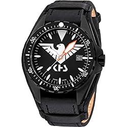 KHS Mens Watch MissionTimer 3 Eagle One KHS.MTE.R