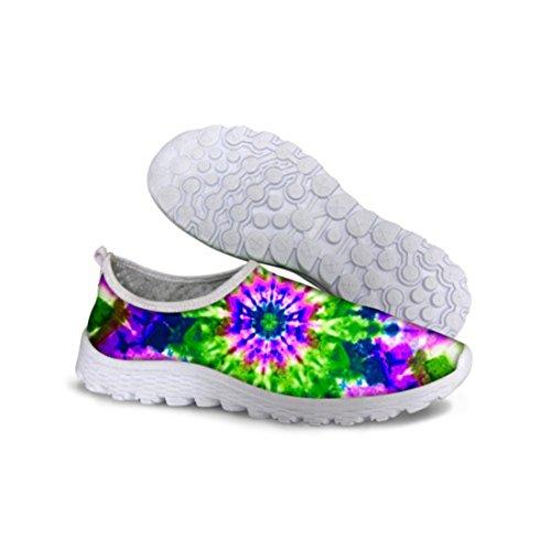 Mens Rainbow Resistant Zapatillas Deportivas Hombre Running Shoes C0731AA