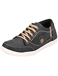 SHOE SMITH Men's Synthetic Leather Casual Shoes