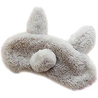 Leisial Cartoon Tiere Damen Schlafmasken Grau Schlafen Damen Augenmaske Kaninchen Schlafmasken Netter Tiere Schlafmasken... preisvergleich bei billige-tabletten.eu
