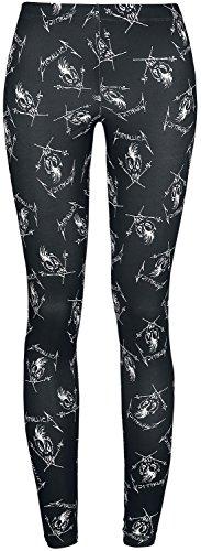 Metallica Binge & Purge Legging noir Noir