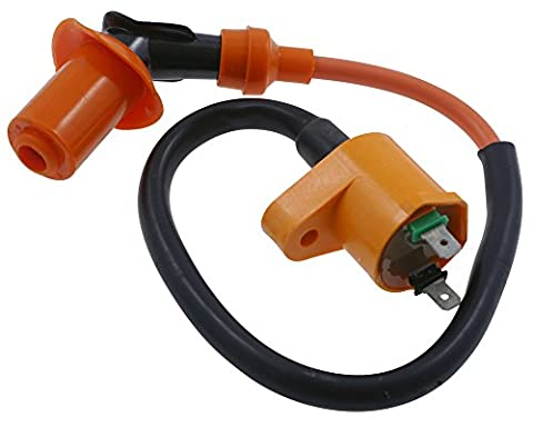 Ignition coil 2EXTREME RACING 2-Pin SUKIDA Dragonfly 50