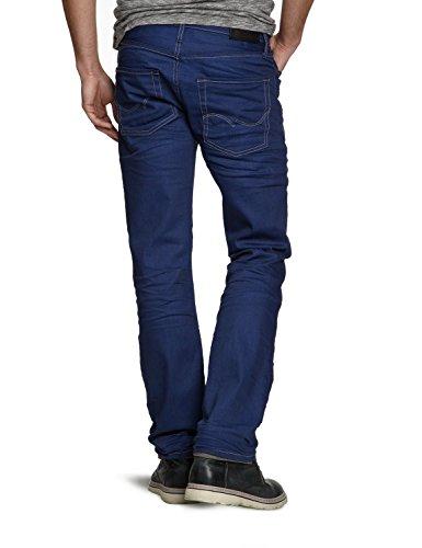 JACK & JONES Herren Straight Leg Jeanshose Clark Original At 906 Org Noos Blau (Ocean Blue)