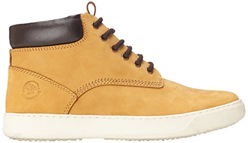 Lumberjack Herren Blazer Combat Boots Giallo (Yellow)