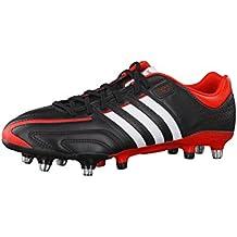 low priced 30b06 47e9f adidas Scarpe da Calcio Adipure 11Pro XTRX SG 40 23 Black-Hi-