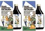 (2 Pack) - Floradix - Kindervital Formula For Childr | 500ml | 2 PACK BUNDLE