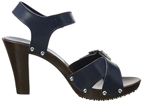Joe Browns - When In Rome Sandals, Strap alla caviglia Donna Blue (a-denim)