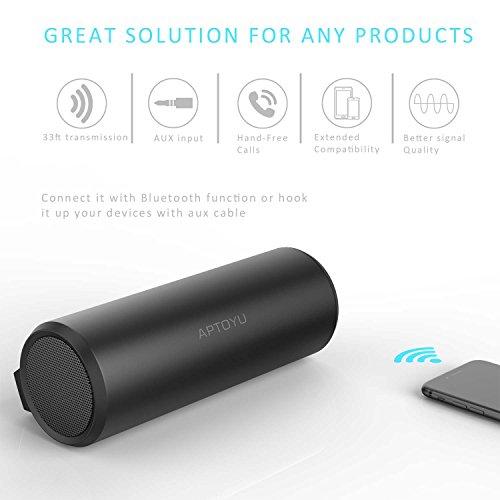 Altavoz Inalámbrico Bluetooth Portátil – Aptoyu