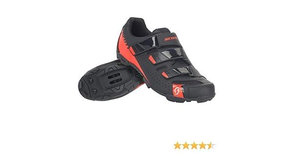 Scott MTB Comp RS Chaussures de VTT noir//rouge Mod/èle/2019