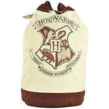harry potter casas de la escuela Hogwarts insignia de la cresta de lona emblema oficial bolsa de saco