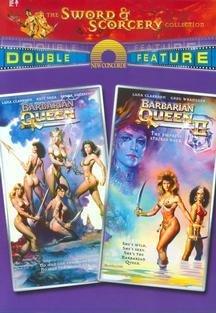 Barbarian Queen & Barbarian Queen 2 [Import USA Zone 1]