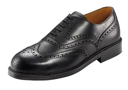 Lotus Mens Wingtip Oxford Safety Shoes Size 11 UK