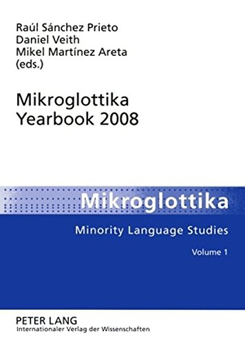 Mikroglottika Yearbook 2008