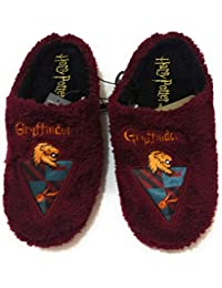 5bb2dc8364 Primark Mens Harry Potter Gryffindor Slippers Mules Size S-M-L